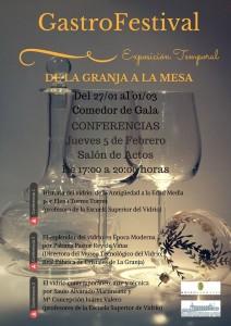 Gastrofestival, de la Granja a la mesa